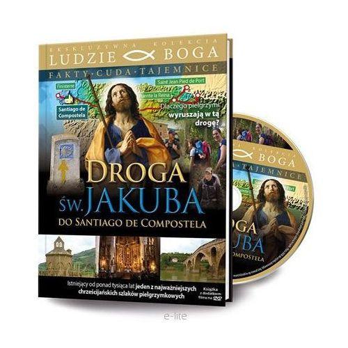 Droga św. jakuba do santiago de compostela - film dvd z serii: ludzie boga marki Ricci marina