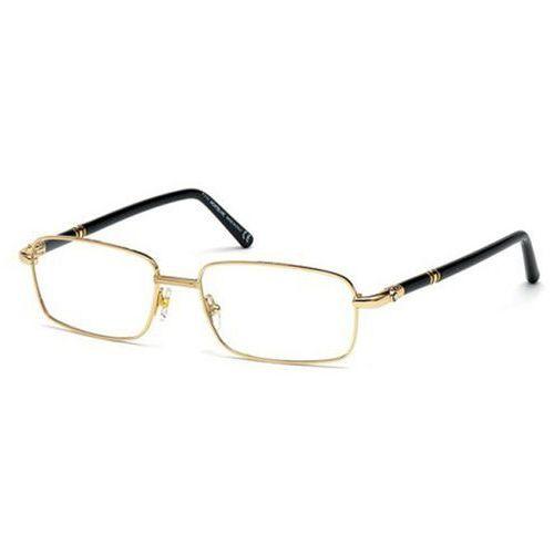 Mont blanc Okulary korekcyjne mb0475 030