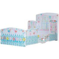 łóżko dla dziewczynki - seria country cottage marki Kidsaw