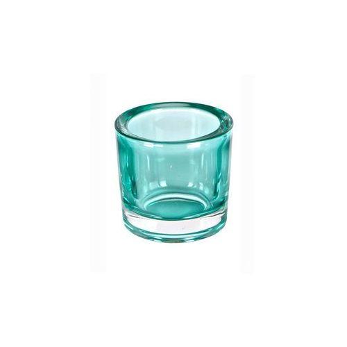 Be pure świecznik na tealight zielony (3 szt) 375850-gr