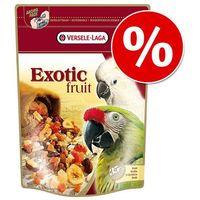 VERSELE-LAGA Exotic Fruit 600 g Mieszanka Owocowa Dla Dużych Papug- RÓB ZAKUPY I ZBIERAJ PUNKTY PAYBACK - DARMOWA WYSYŁKA OD 99 ZŁ (5410340217818)