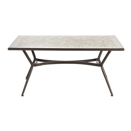 Stół prostokątny  sofia 160 x 90 cm marki Blooma