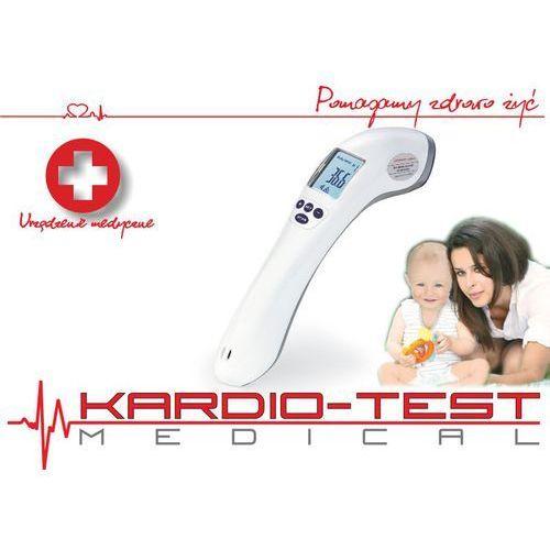 Termometr bezdotykowy wielofunkcyjny kt-50 pro Hi-tech medical kardio-test