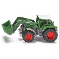 Siku Traktor fendt ze spycharką