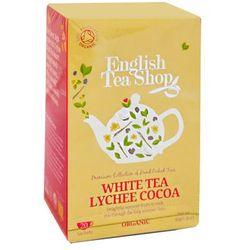 Biała herbata  English Tea Shop SklepKawa.pl