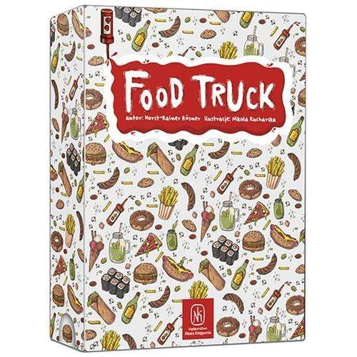 Nasza księgarnia Food truck