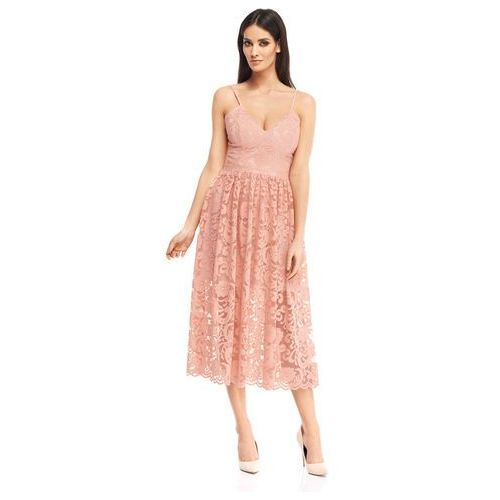 cc79ea0d Sukienka cadenza w kolorze różowym (Sugarfree)