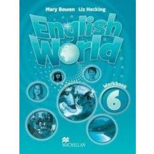 English World 6 Ćwiczenia, oprawa broszurowa