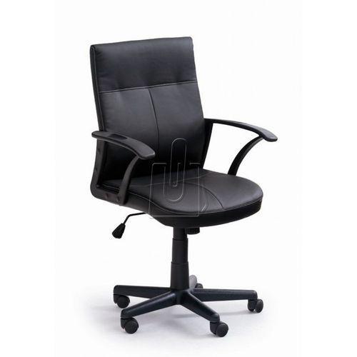 Fotel pracowniczy hector czarny - gwarancja bezpiecznych zakupów - wysyłka 24h marki Halmar