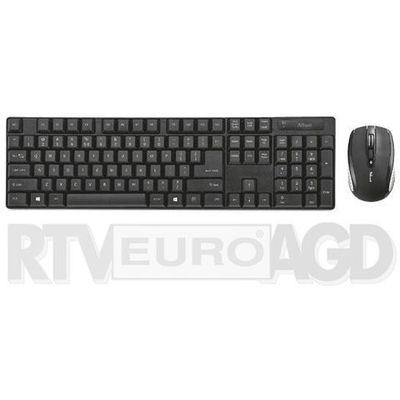 Trust ximo wireless keyboard & mouse (8713439211320)