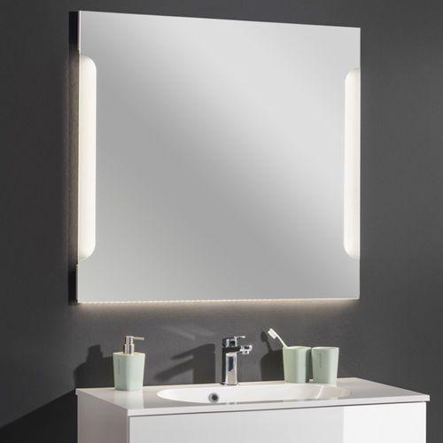 Lustro łazienkowe 90 Cm Z Oświetleniem Led Kolekcja Alpha Badmobil By Fackelmann