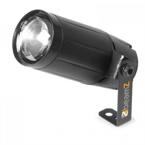 Reflektor oświetleniowy Pinspot LED Beamz PS6WB (8715693265439)