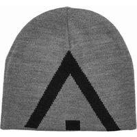 czapka zimowa CLWR - Logo Beanie Grey Melange (801)