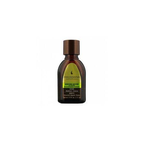 Macadamia Professional, odżywczy olejek przywracający połysk, 27ml