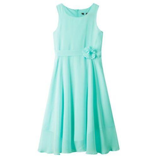d9df464eb4 Sukienka na uroczyste okazje pastelowy miętowy (bonprix) - sklep ...
