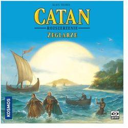 Galakta Gra catan - żeglarze