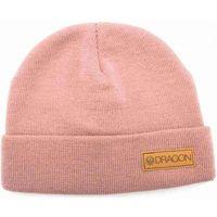 czapka zimowa DRAGON - Dr Basic Cuff Beanie Light Rose (450)