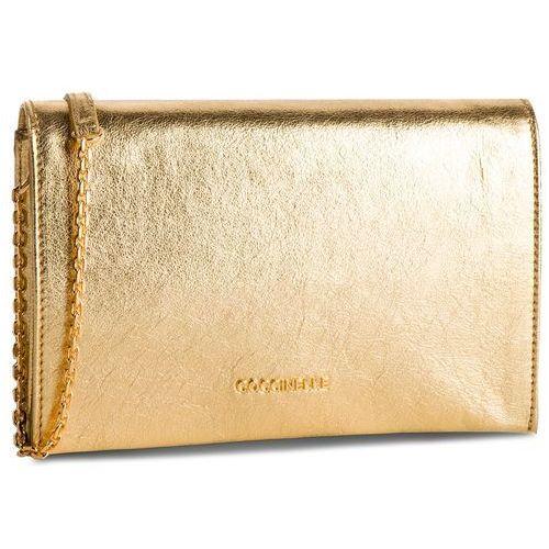 475ad5b7a8170 Zobacz w sklepie Coccinelle Torebka - dp6 kaliope glitter e1 dp6 19 01 01  platino n49