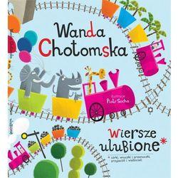 Literatura piękna i klasyczna  Chotomska Wanda TaniaKsiazka.pl