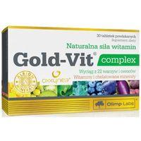 Tabletki Gold-Vit® complex 30tabl