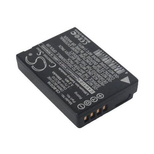 Panasonic DMW-BCG10E 890mAh 3.29Wh Li-Ion 3.7V (Cameron Sino), GC-BDC135