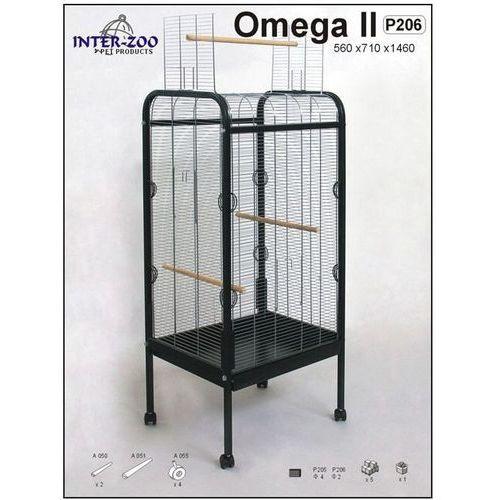 woliera dla ptaków omega ii marki Inter-zoo