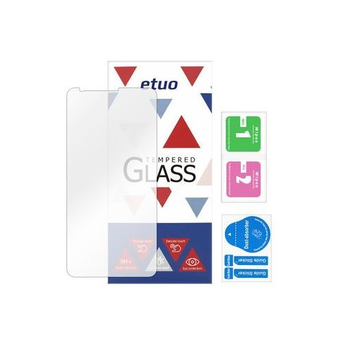 LG Q Stylus - szkło hartowane 9H, FOLG871TEGL000000