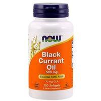 Black Currant Oil (Olej z czarnej porzeczki) 500 mg 100kaps.