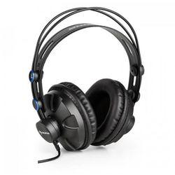 HR-580 Słuchawki studyjne nauszne zamknięte niebieskie