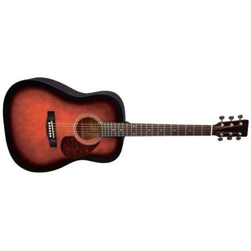 GEWA (PS501302) Gitara akustyczna vgs D-1 Violinburst