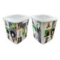 Pojemnik wiadro na karmę 42l 15kg promocja marki Royal canin