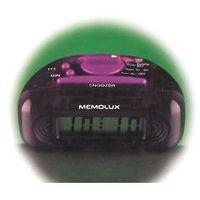 Budzik cyfrowy lcd  aa60160 marki Memolux