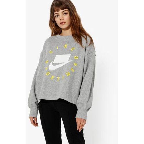 bluza w nsw nsw crew flc ft bf sportswear, Nike