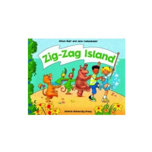 Zig-Zag Island: Class Book (9780194328753)