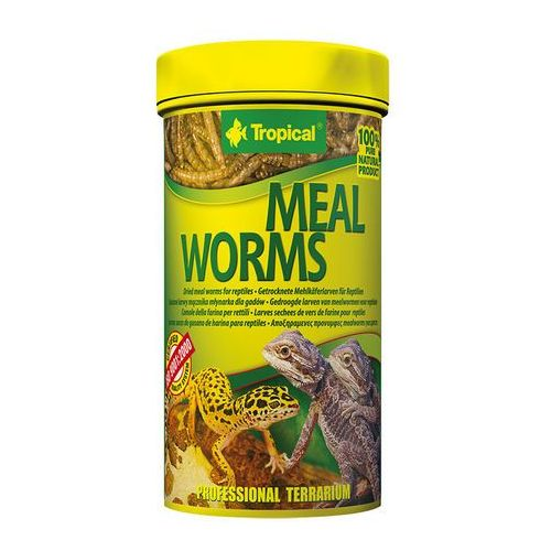 Tropical meal worms terra 250ml/30g