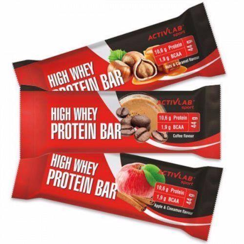 Activlab baton high whey protein bar 44g