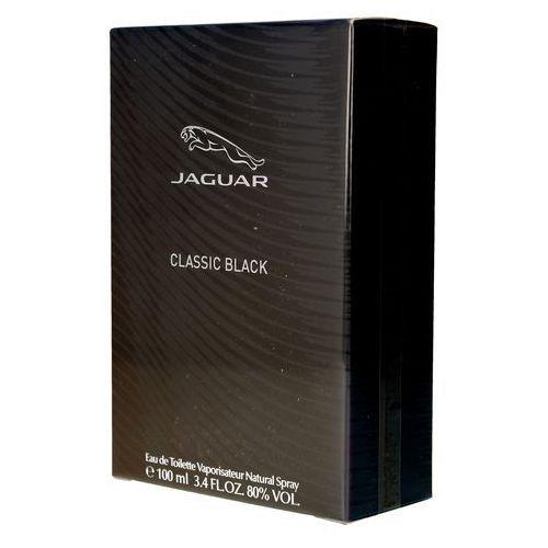 Selektywna Jaguar, classic black, woda toaletowa, 100ml (3562700373145)