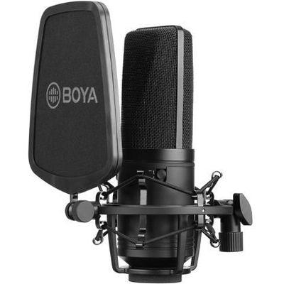 Mikrofony BOYA muzyczny.pl