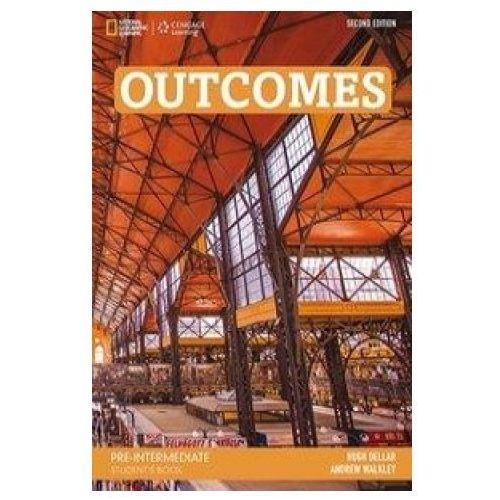 Outcomes Pre-Intermediate 2nd Edition. Podręcznik + DVD + Access Code (176 str.)