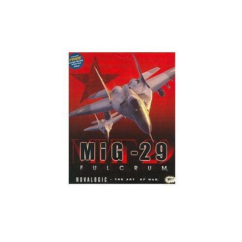 MiG-29 Fulcrum - K00440- Zamów do 16:00, wysyłka kurierem tego samego dnia!