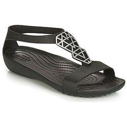 Sandały damskie  Crocs Spartoo