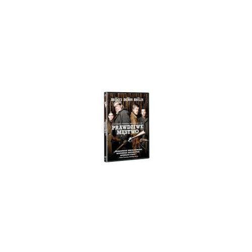 Imperial cinepix Prawdziwe męstwo (dvd) - coen ethan, coen joel darmowa dostawa kiosk ruchu (5903570147210)