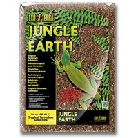 exo terra podłoże do terrarium jungle earth 26,4 l