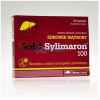 Kapsułki OLIMP Gold Sylimaron 100 30kaps