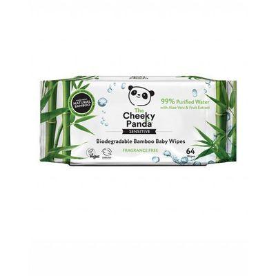 Pozostałe kosmetyki The Cheeky Panda Delikatesy z Natury