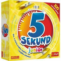 Trefl Gra 5 sekund junior edycja 2019 +darmowa dostawa przy płatności kup z twisto