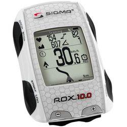 rox 10.0 gps basic white marki Sigma