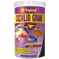 TROPICAL Cichlid Gran - pokarm granulowany dla pielęgnic 250ml/138g