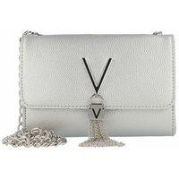 Valentino Bags Divina Mini Bag Torebka listonoszka na ramię 17 cm argento ZAPISZ SIĘ DO NASZEGO NEWSLETTERA, A OTRZYMASZ VOUCHER Z 15% ZNIŻKĄ