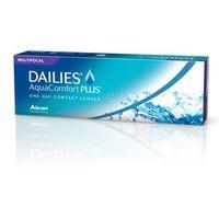 Dailies Aqua Comfort Plus - 10 sztuk